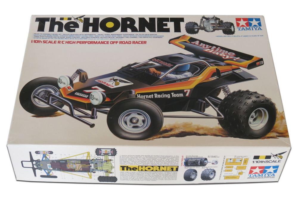 The Hornet By Tamiya 1984 R C Toy Memories