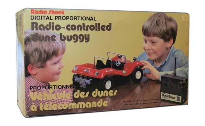 Tandy/Radio Shack Dune Buggy