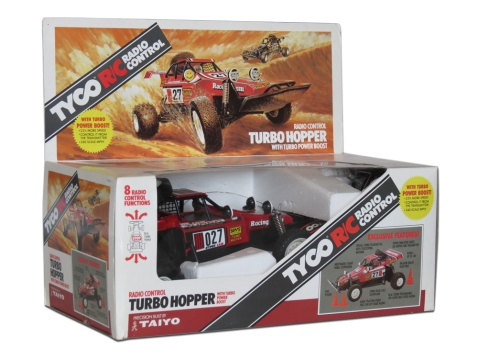 Tyco Turbo Hopper