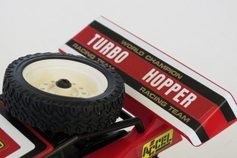 Tyco/Taiyo Turbo Hopper