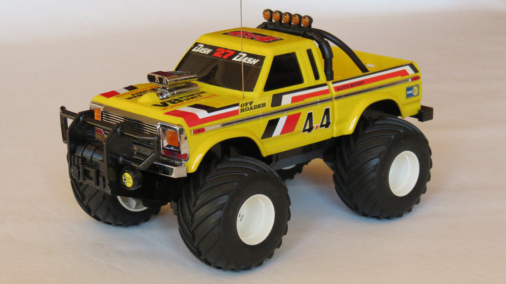 remote controlled jeep with Tandy Radio Shack 4x4 Off Roader 1985 on Index together with Popular 12v Battery Powered Cars For Kids besides New Bright Rc Jeep Jk Scale Led Headlight A moreover 36 furthermore GkDDlg.