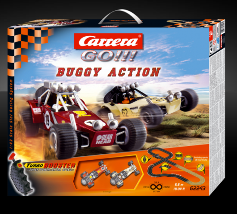 Carrera Buggy Action