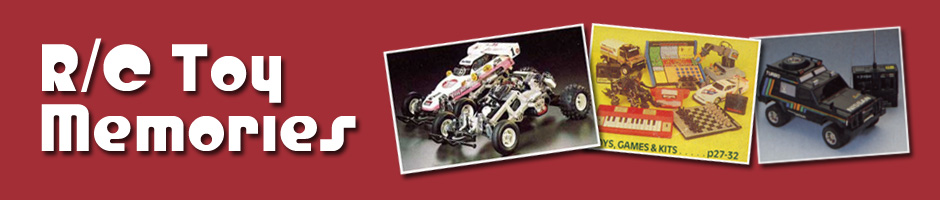 R C Toy Memories A Nostalgia Site About Vintage And
