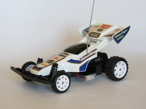 Tandy/Radio Shack White Tiger Turbo Buggy