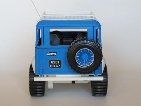 Joustra Toyota Land Cruiser