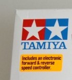 Tamiya ESC