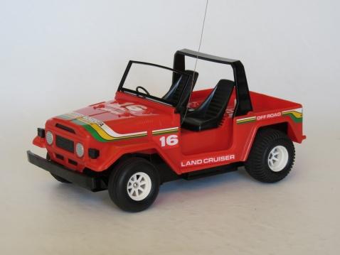 Tandy / Radio Shack Mini Land Cruiser