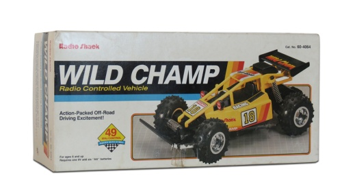 Tandy/Radio Shack Wild Champ