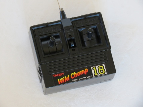 dy/Radio Shack Wild Champ