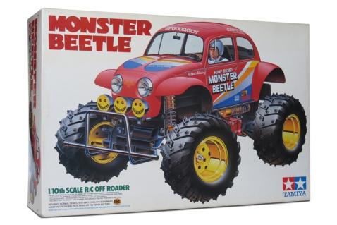 Tamiya Monster Beetle