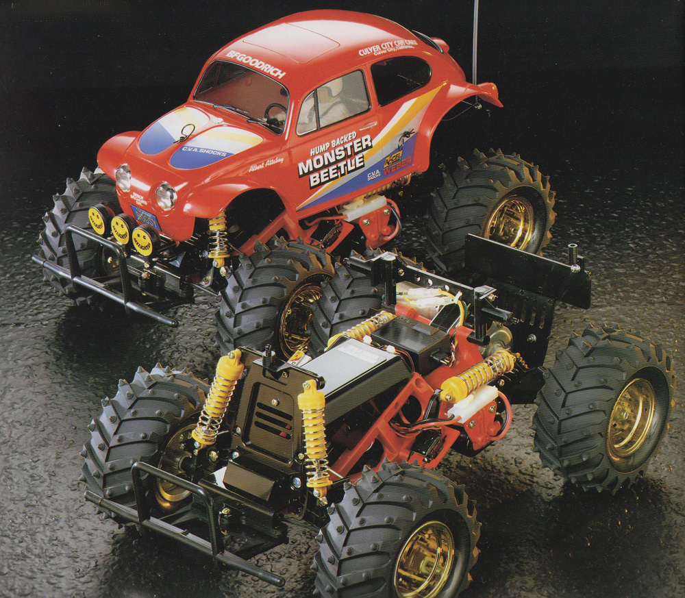 best rc truck with Tamiya Monster Beetle 1986 on Index9 as well Kenworth Toy Trucks additionally P3652 together with Lamborghini Aventador Police Car Scale Model 81595 likewise Megatron Transformer Hasbro.