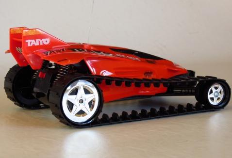 Taiyo Fast Traxx