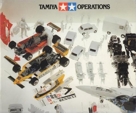 Tamiya Operations