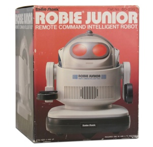 Tandy / Radio Shack Robie Junior