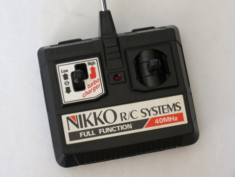 Nikko Black Fox