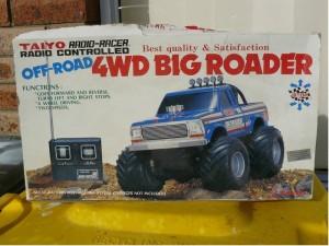 Taiyo 4WD Big Roader