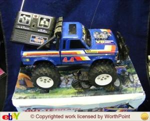 Tandy 4x4 Off Roader Mk2