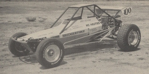 Bob Rodine Buggy - the inspiration for the Kyosho Scorpion