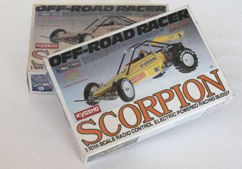 Kyosho Scorpion