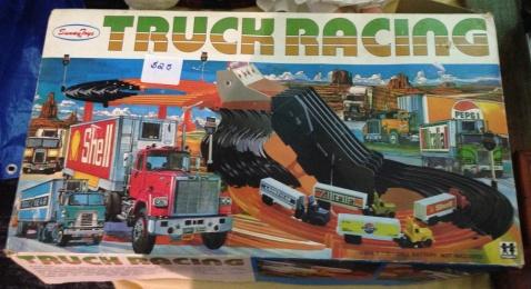 Tomy Truck Racing