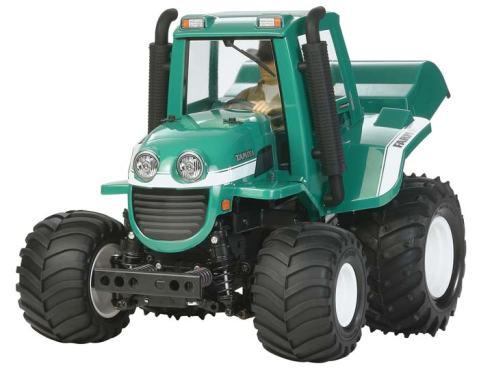 Tamiya Farm King Wheelie Tractor