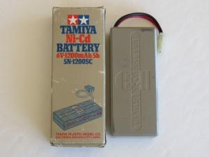 Tamiya 6v Battery