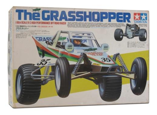 Tamiya Grasshopper