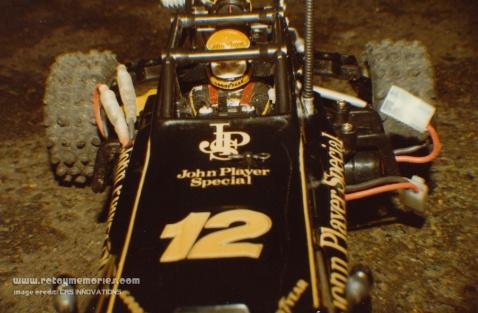 Ayrton Senna's Hotshot, 1986
