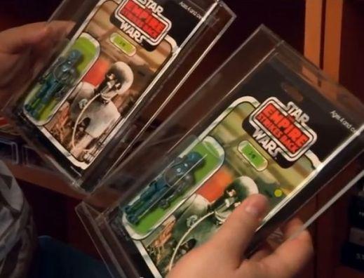 Star Wars Toy Packaging Scandal
