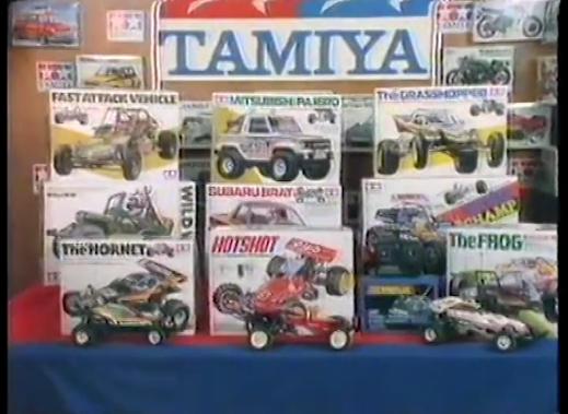 Tamiya Commercial - Australia (1985)