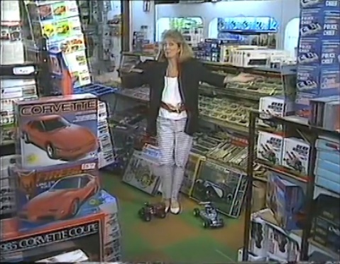 Toy & Novelty - toy store in Queensland, Australia, 1985
