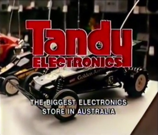 Tandy Australia Christmas Commercial (1987)