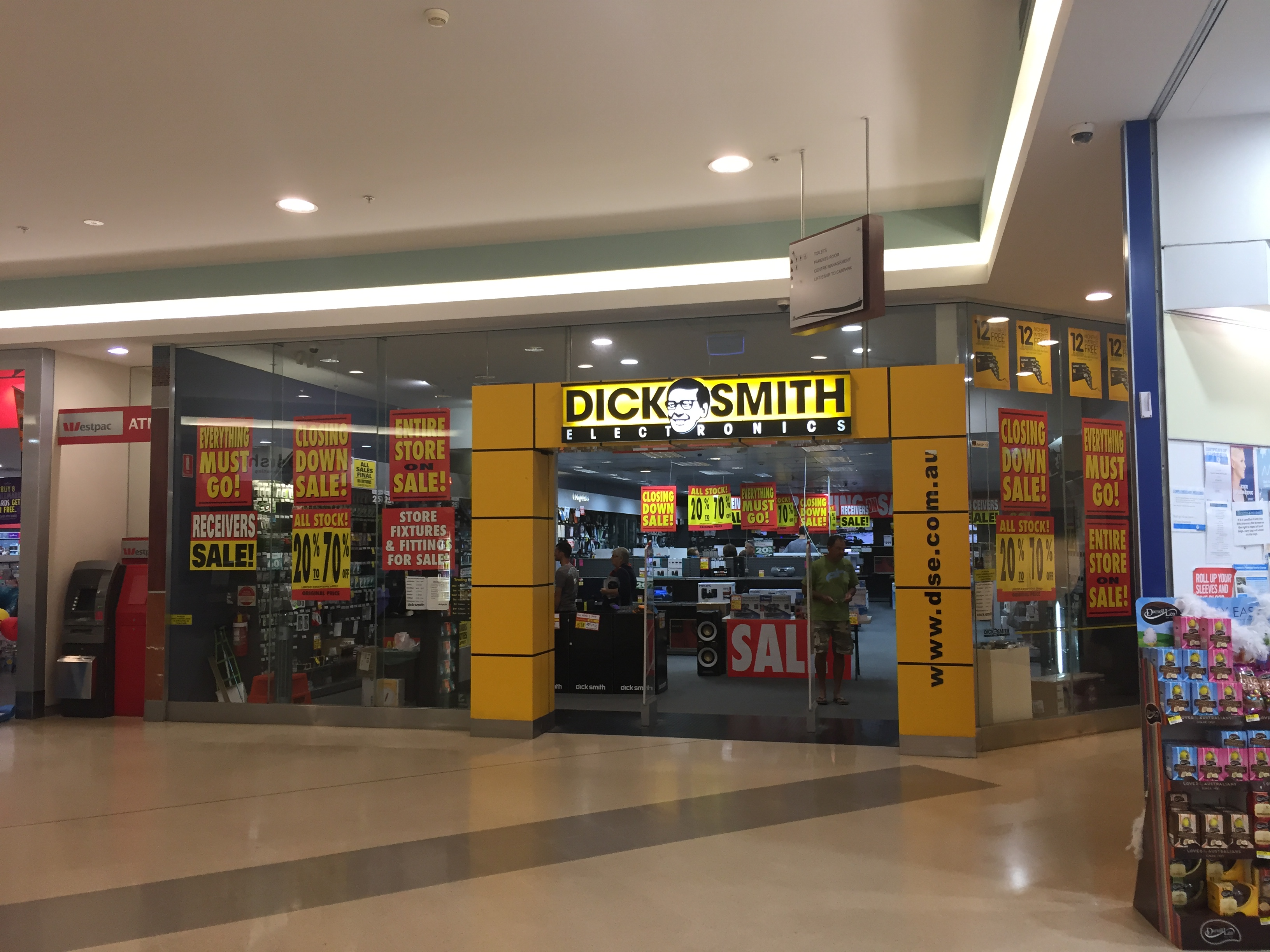 Lost Hobby Shops Dick Smith Electronics R C Toy Memories Can You Believe It I Actually Forgot Build Electronic Circuits Closing Down Sale 2016