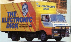 Dick Smith Electronics - The Electronic Dick